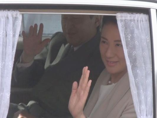 皇太子ご夫妻